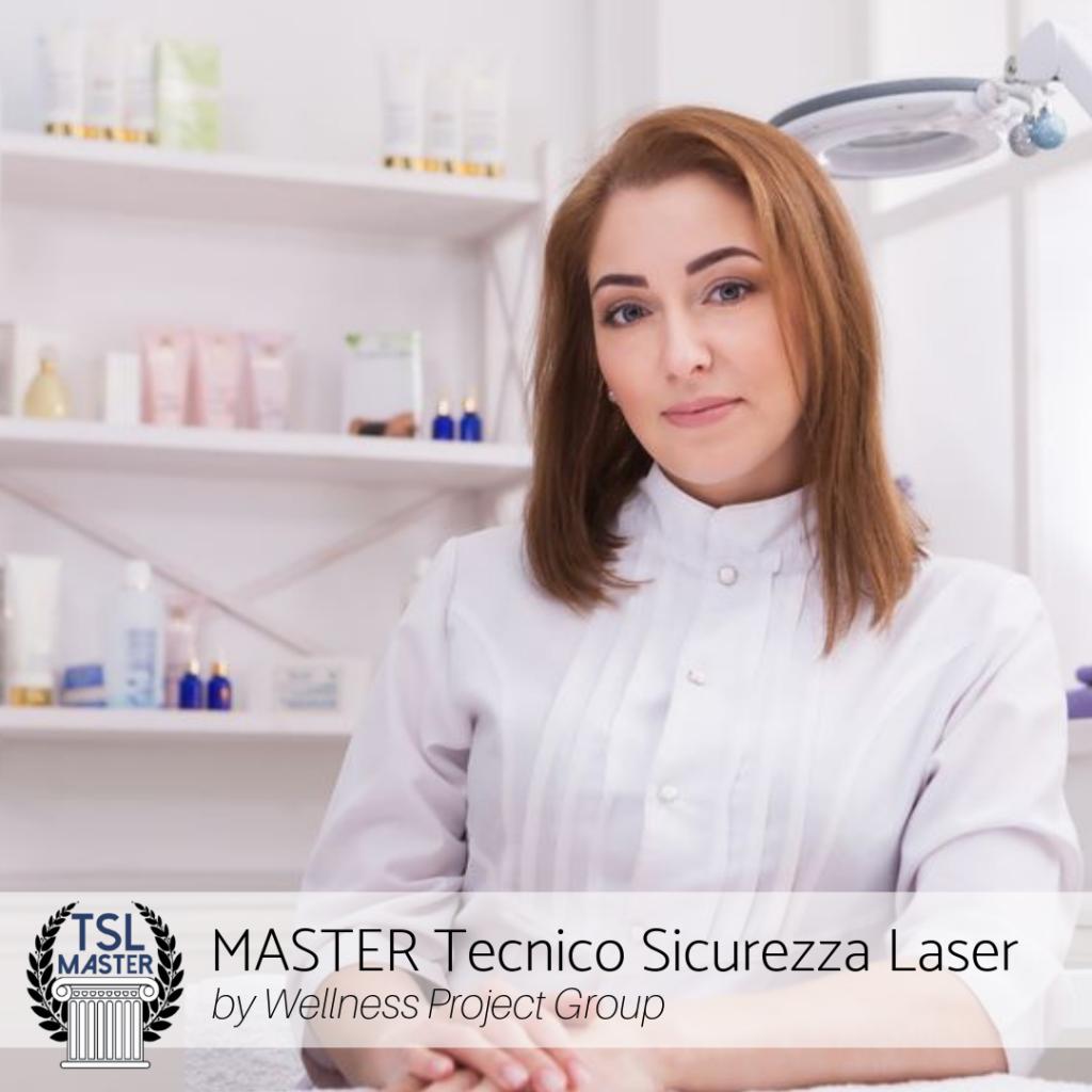 CORSO TSL Tecnico sicurezza laser Premium formazione Wellness Project Group